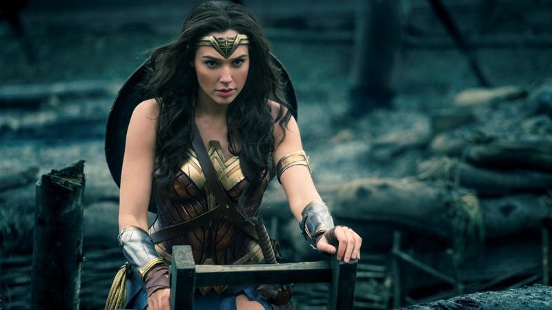 """Wonder Woman"": kadr z filmu"