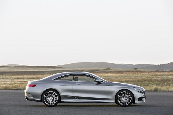 Mercedes-Benz S 500 4MATIC Coupe