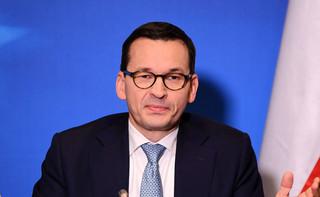 Morawiecki o dyrektywie prawnoautorskiej: Nie mamy żadnych zamiarów, żeby ograniczać dostęp do treści w internecie