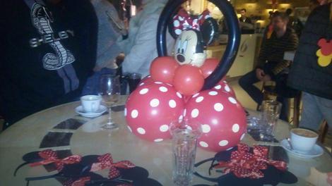 Detalj s rođendanske proslave Milice Dabović