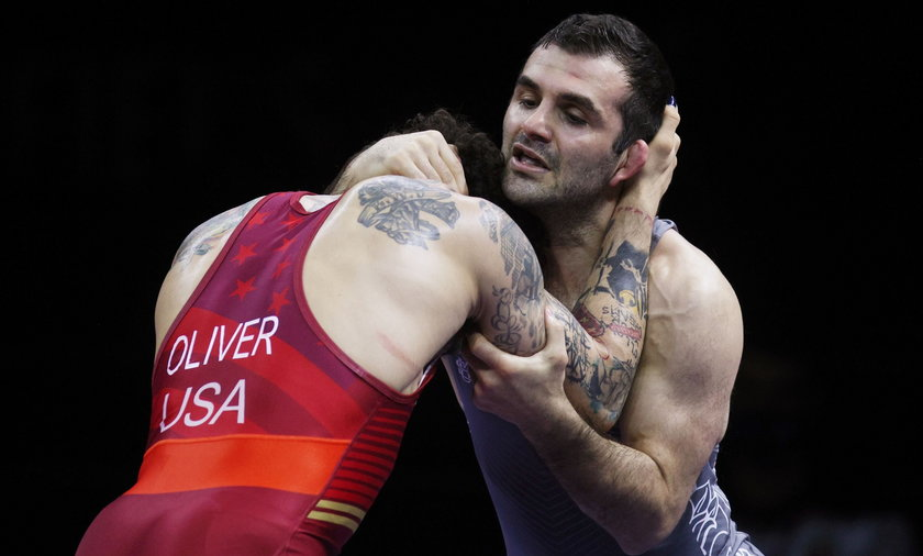 World Wrestling Olympic Games Qualifier