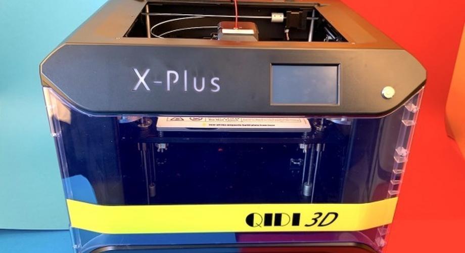 FDM-3D-Drucker Qidi X-Plus im Test: Auspacken und Loslegen