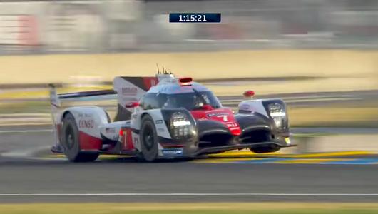 Kobayashi i Toyota z nowym rekordem na Le Mans