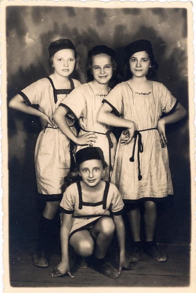 Sokolska deca, Beograd 1937, fond MIJ