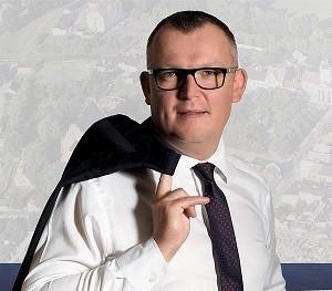 Burmistrz Tomasz Chymkowski