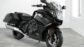 """BMW przedstawia """"amerykański"""" motocykl: K1600B"""