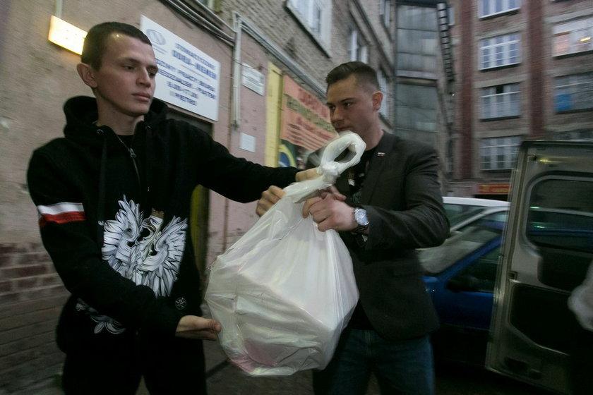 Odra-Niemien zbiera paczki dla kombatantów