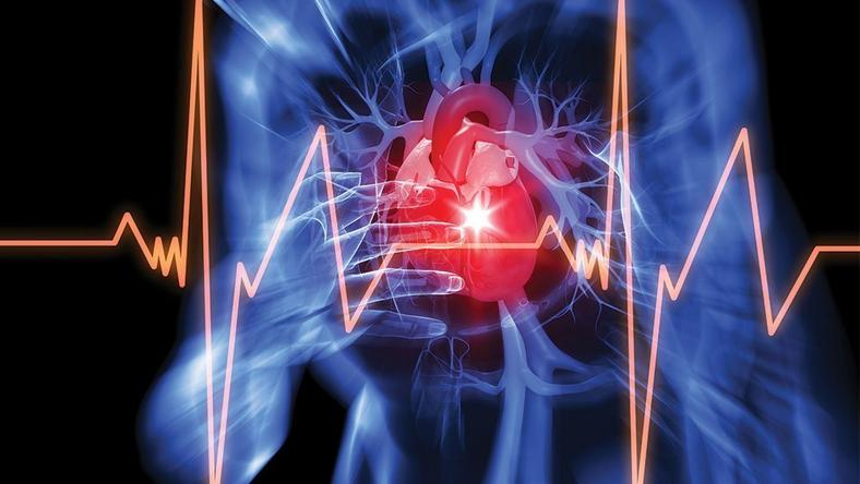 Nearly half of all heart attacks occur without you even knowing it