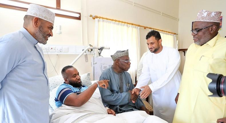 Mombasa Governor Hassan Joho message to DP William Ruto over Kibra by-election
