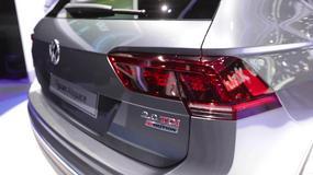 Genewa Motor Show 2017 - Volkswagen Tiguan Allspace