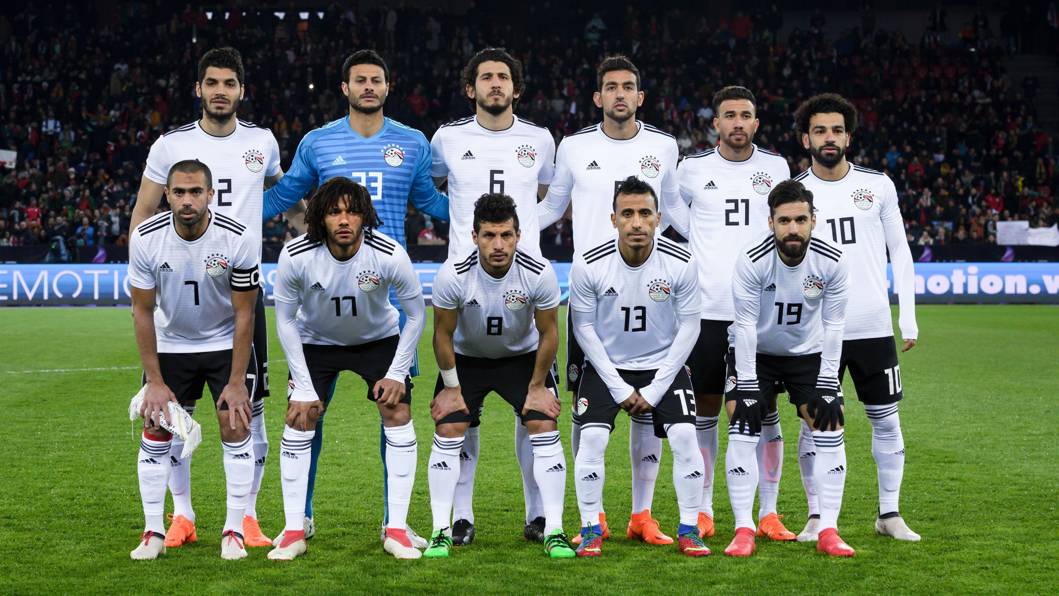 d2f11e40d Kadra Egiptu na Mundial 2018. Skład reprezentacji na Mistrzostwa Świata w  piłce nożnej - Mundial 2018