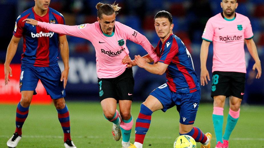 Levante UD - FC Barcelona