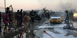 Eksplozja samochodu pułapki. Nie żyje co najmniej 48 osób