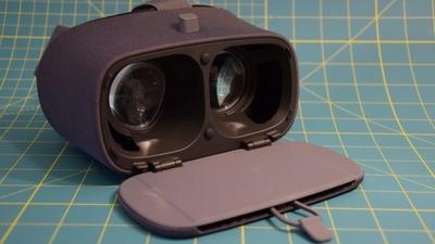 VR-Brille für Android: Google Daydream View (2017) im Test