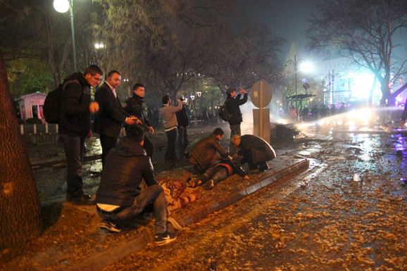 Eksplozija Ankara