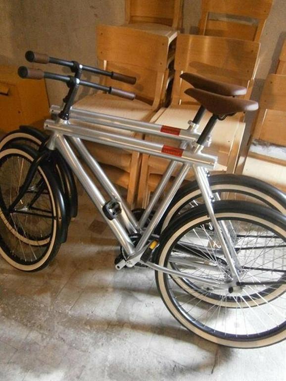 Bicikli su ukradeni iako su bili uredno zaključani