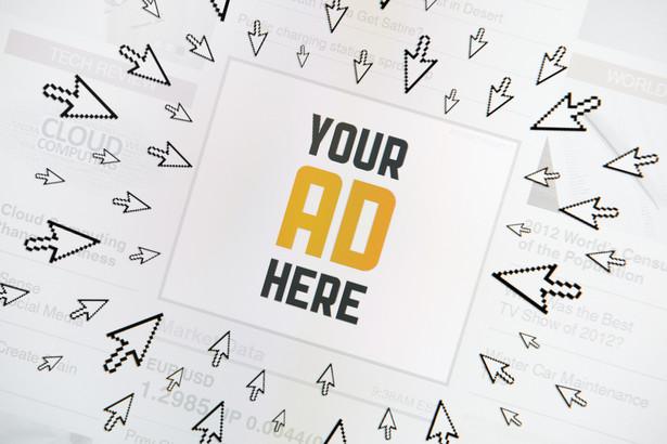 Internetowy Banner Reklamowy