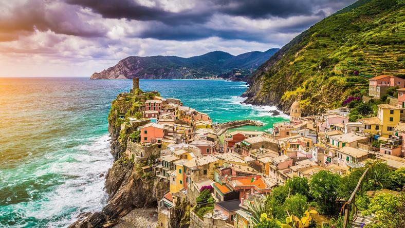 Vernazza, Liguria, Włochy