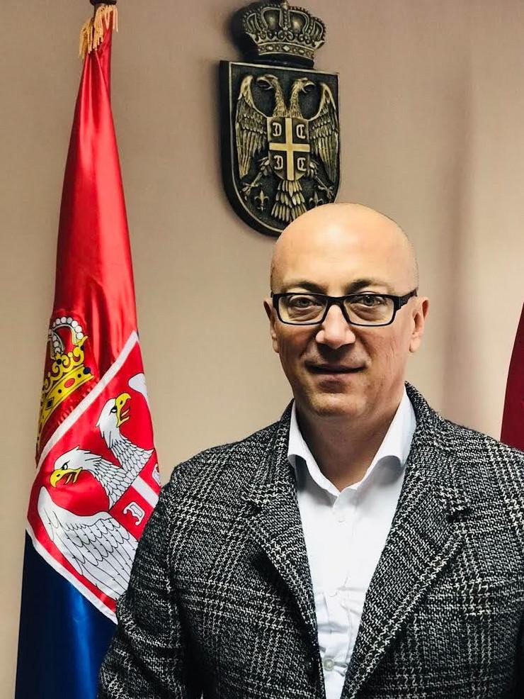 Goran Rakić, Srpska lista
