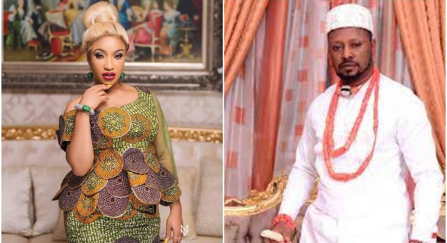 Tonto Dikeh is reportedly dating activist Prince Kpokpogri   Pulse Nigeria