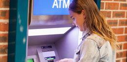 """Bankomat pyta """"Wymienić na złote?"""". Uwaga! To pułapka"""