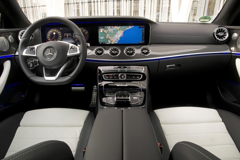 Mercedes E 400 4MATIC Coupe