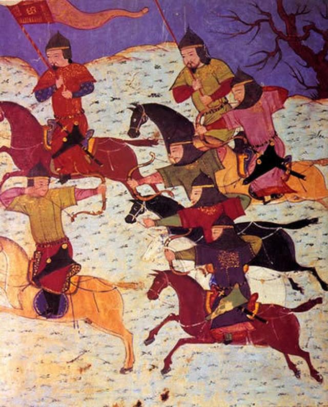 Mongolska armija