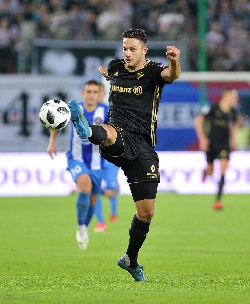 Gornik Zabrze - FC Zaria Balti