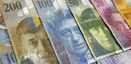 Kto cieszy się z wysokiego kursu franka?
