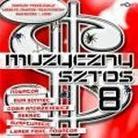 """Kompilacja - """"Muzyczny Sztos vol. 8"""""""