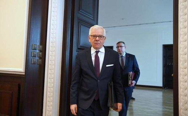 Podczas wizyty prezydenta Emmanuela Macrona podpisany zostanie program polsko-francuskiej współpracy strategicznej na lata 2020-2024 oraz deklaracja o współpracy w ramach UE - zapowiada w rozmowie z PAP minister spraw zagranicznych Jacek Czaputowicz.
