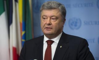 Prezydent Ukrainy: Chcemy stowarzyszenia z Schengen