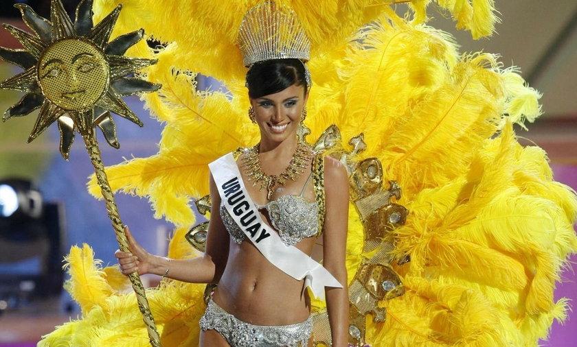 Miss Urugwaju Fatimih Davila