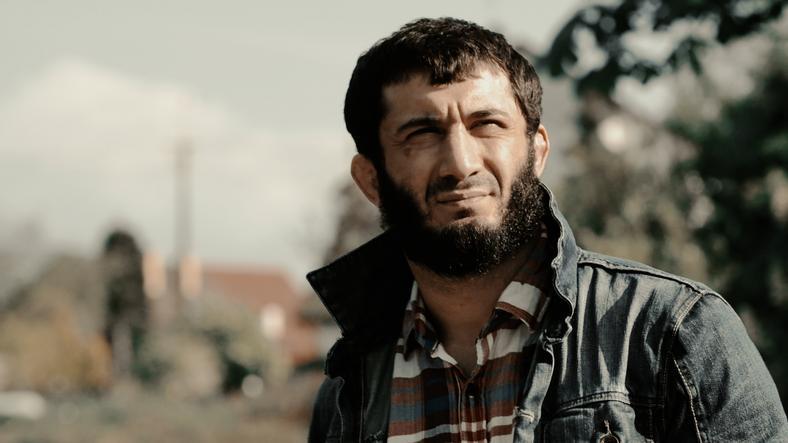 """""""Moja walka. Mamed Khalidov"""": kadr z filmu"""