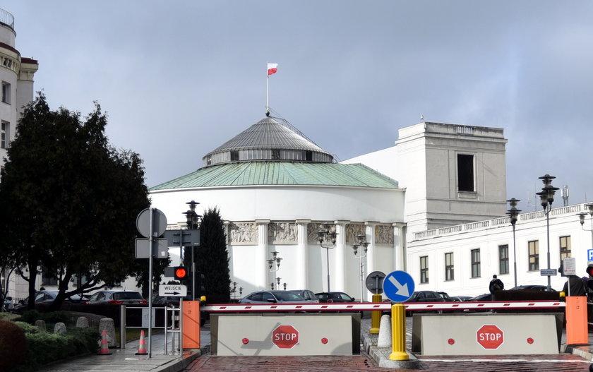 Sejm już planuje przetargi. Dotarliśmy do listy
