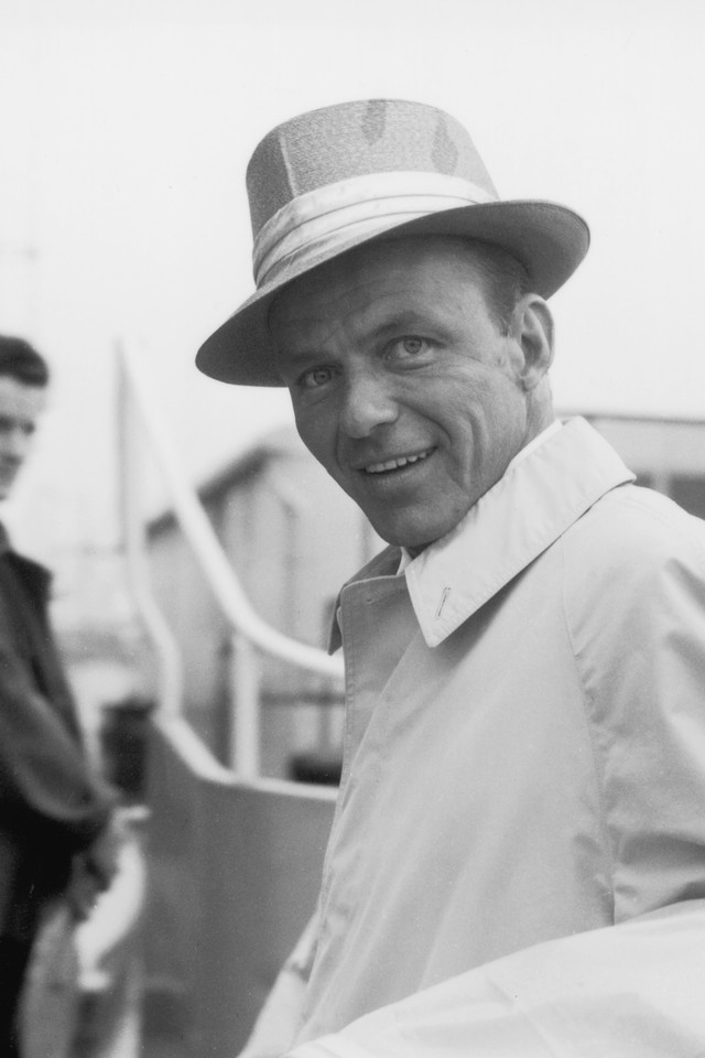 Frank Sinatra (fot. Getty Images)