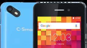 myPhone C-Smart Pix - telefon za 199 zł w sklepach sieci Biedronka
