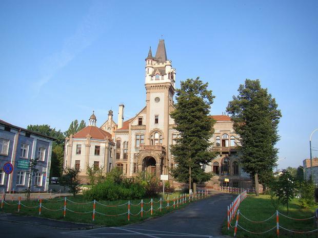Pałac Oskara Schoena w Sosnowcu