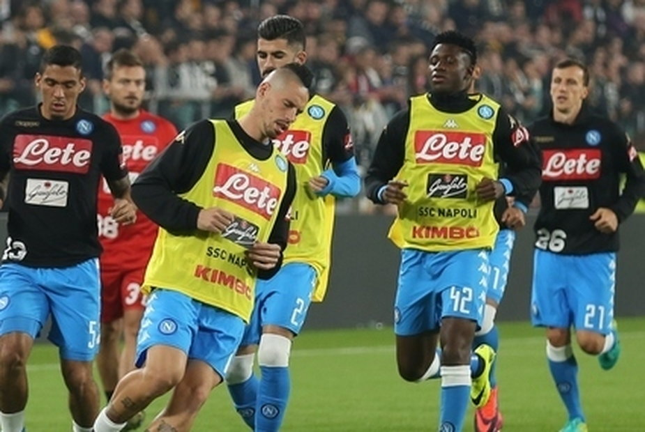 Piłkarze Napoli