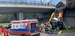 Szokujące doniesienia ws. wypadku autobusu! Prokuratura: Kierowca był pod wpływem amfetaminy
