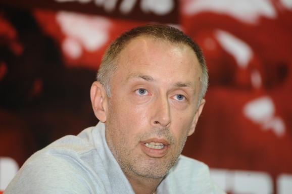 Trener KK Crvena zvezda, Milan Tomić