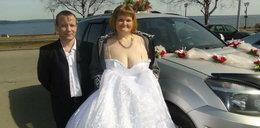 Są śmieszne czy żałosne? Zobacz nietypowe zdjęcia ślubne