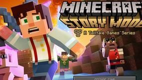 Minecraft- Story Mode - pierwszy epizod gry dostępny za darmo