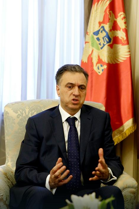 Predsednik Crne Gore: Filip Vujanović