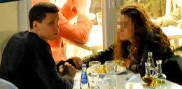 Szczęsny na kolacji z nieznajomą. Co na to Marina?