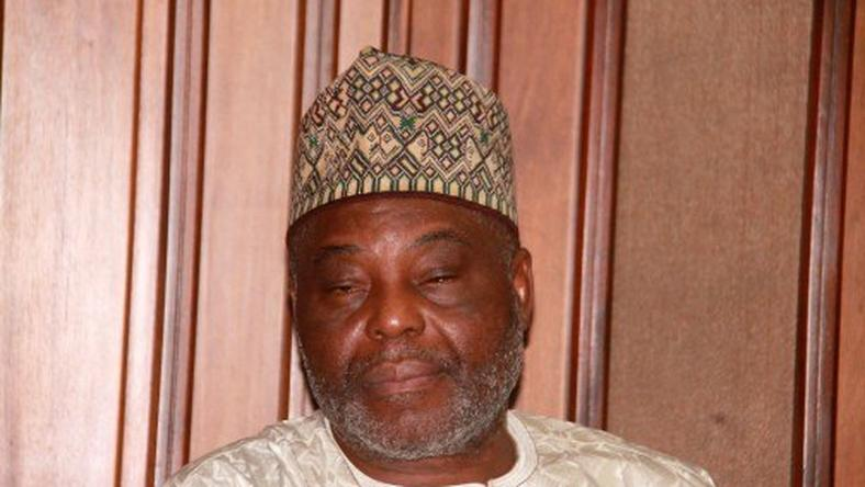 Raymond Dokpesi appears in court on December 14, 2015 to face money laundering charges