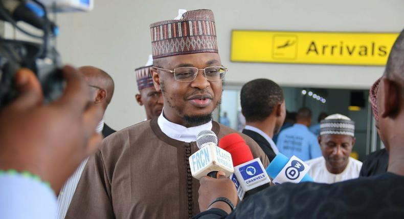 Minister of Communications, Dr. Ali Isa Pantami [Twitter/@DrIsaPantami]