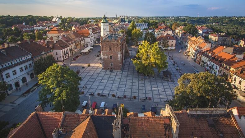 Sandomierskie Stare Miasto