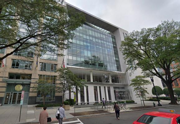 Sedište CSIS u Vašingtonu