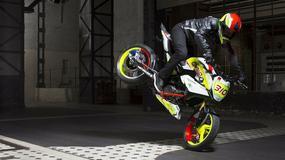 BMW Concept Stunt G 310 - prezentacja możliwości platformy K03
